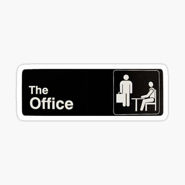 The Office Sticker