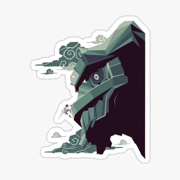 Colossal Spirit Sticker