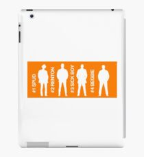 trainspotting iPad Case/Skin