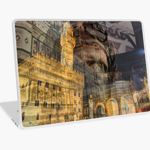 Firenze lo sai... (Firenze you know...) Laptop Skin