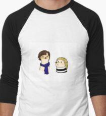 Otterlock and Hedgejohn Men's Baseball ¾ T-Shirt