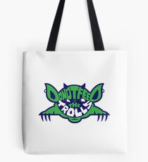 DO NOT FEED THE TROLLS by Tai's Tees Tote Bag