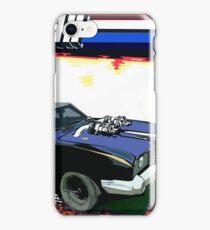 Mad Max Meets G.I. Joe iPhone Case/Skin