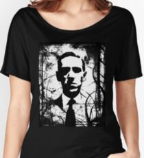 Lovecraft Tribute Women's Relaxed Fit T-Shirt
