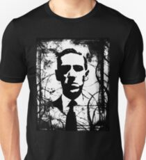 Lovecraft Tribute Unisex T-Shirt