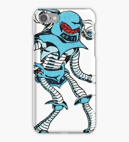 Battle Rob iPhone Case/Skin