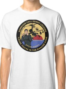 Archer FX - Someone Call Kenny Loggins Classic T-Shirt