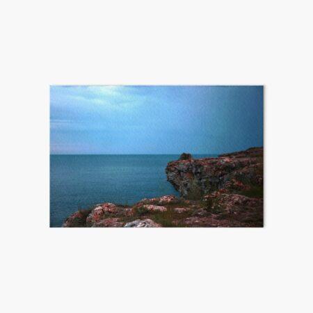 Seaside Photography // Art Board Print