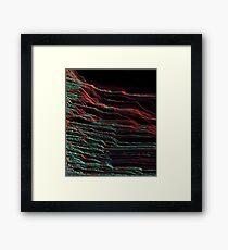 thread2 Framed Print
