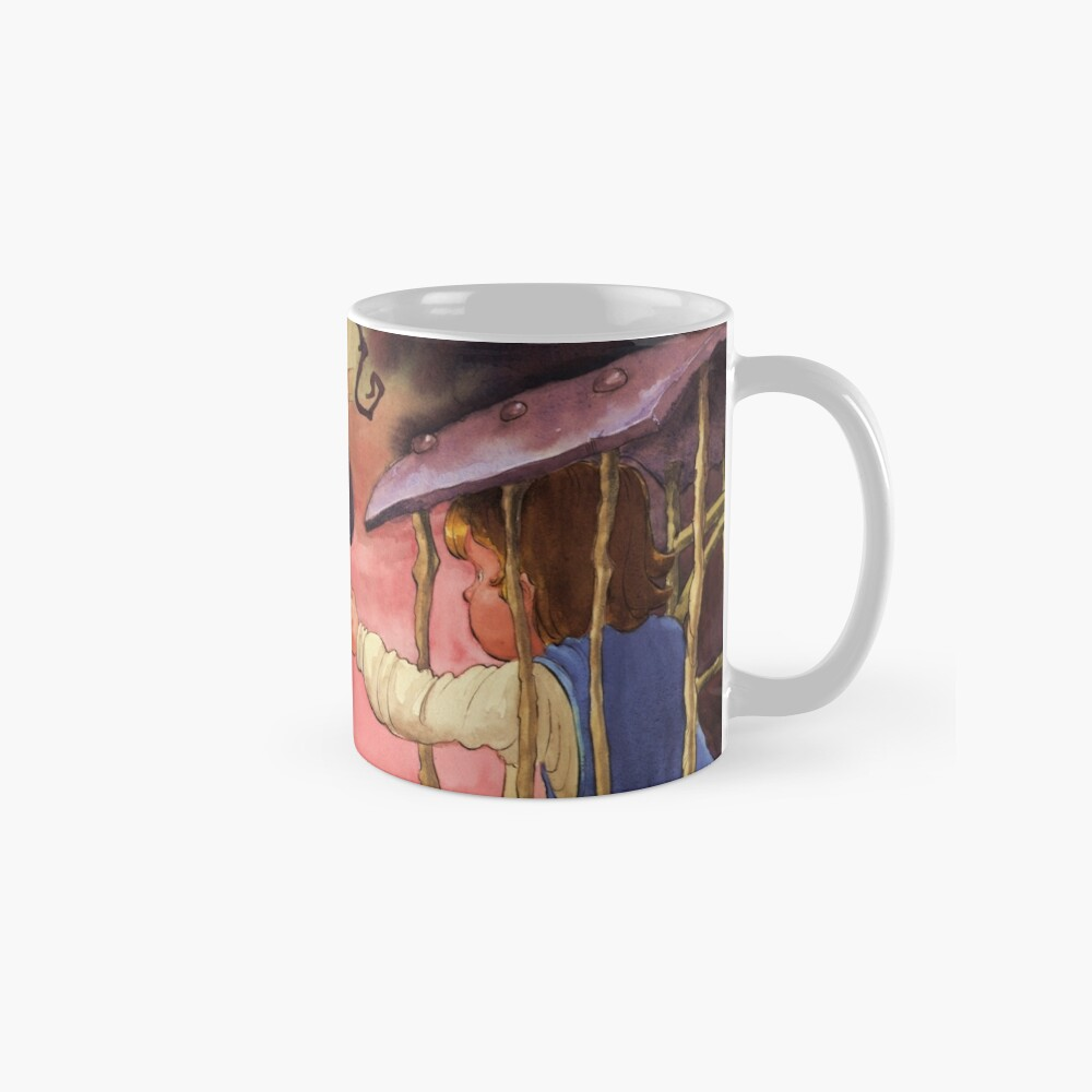 Hansel and witch Classic Mug