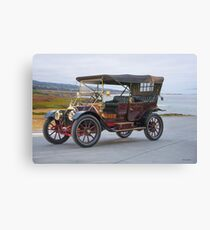 1911 Chalmers 30 Touring Car Canvas Print
