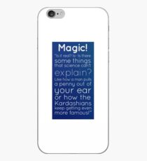 Wise Words iPhone Case