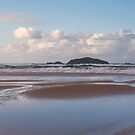 Sandwood Bay Panorama by derekbeattie