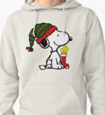SNOOPY CHRISTMAS 13 Pullover Hoodie