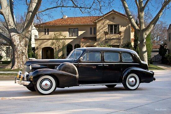 1939 Cadillac Fleetwood 7519 Sedan by DaveKoontz