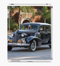 1939 Cadillac Fleetwood 7519 Sedan 'Godfather' iPad Case/Skin