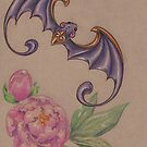 Fancy Fu Bat by justteejay