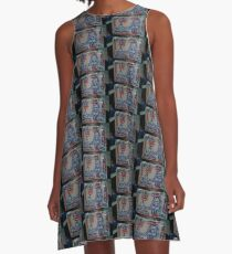 HippieMoney Merchandising A-Line Dress