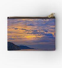 Soft And Beautiful Sunset Studio Pouch