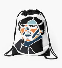 Sherlock Holmes Drawstring Bag