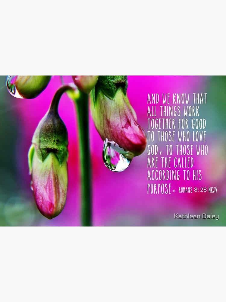 Romans 8:28 | Greeting Card