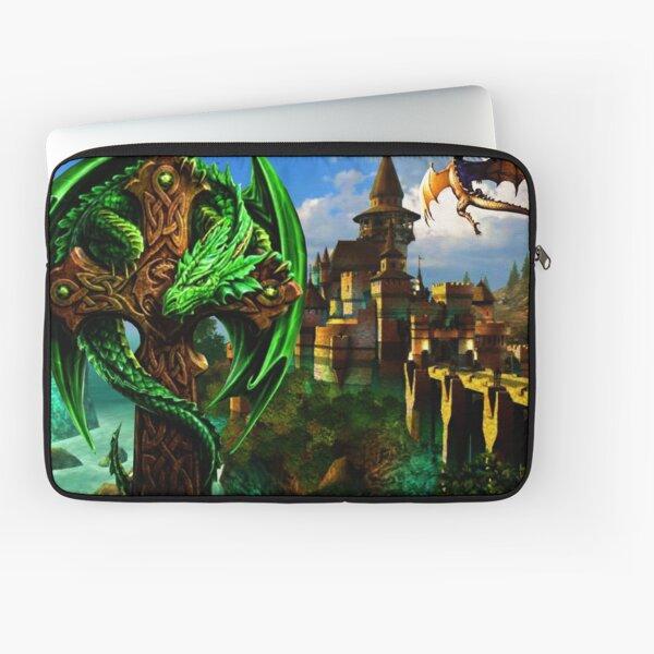Dragon Heart Laptop Sleeve