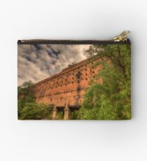Man O War - Oil Shale Mine Ruins - Glen Davis - The Capertee Valley - The HDR Experience Studio Pouch