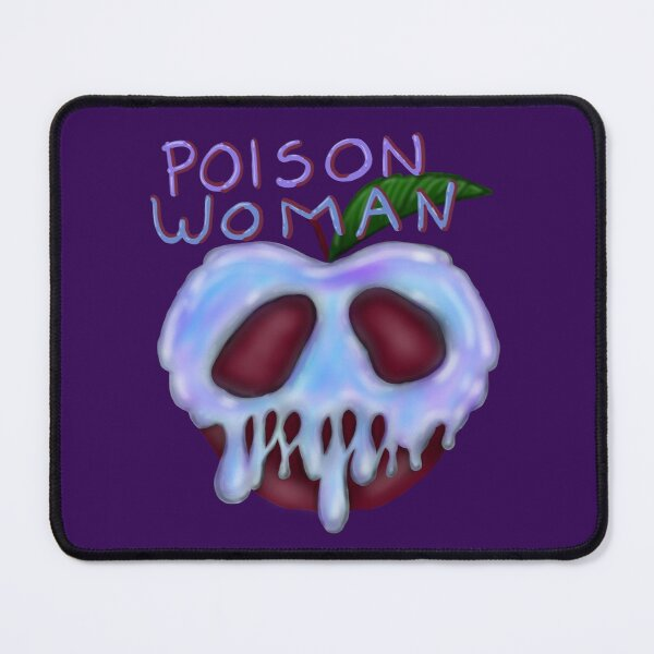 POISON WOMAN Mouse Pad