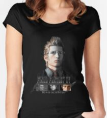 FINAL FANTASY XV - IGNIS Women's Fitted Scoop T-Shirt