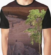 The Breeze Whispers Life Graphic T-Shirt