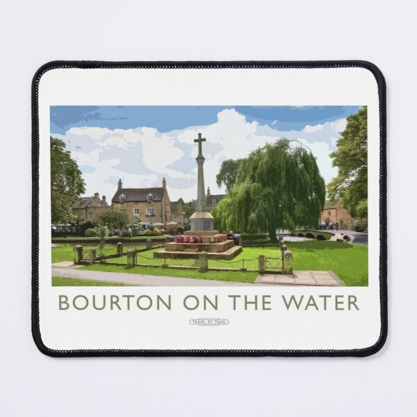 Bourton on the Water Mouse Pad