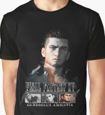 FINAL FANTASY XV - GLADIOLUS Graphic T-Shirt