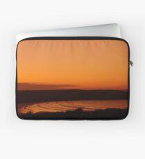 sun set Laptop Sleeve