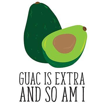 Do you know guac is extra? by exceedinglyem
