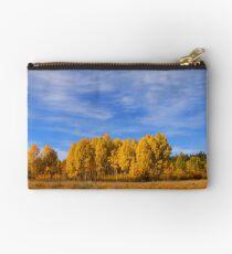 Autumn landscape Studio Pouch