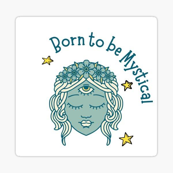 Mystical Sticker