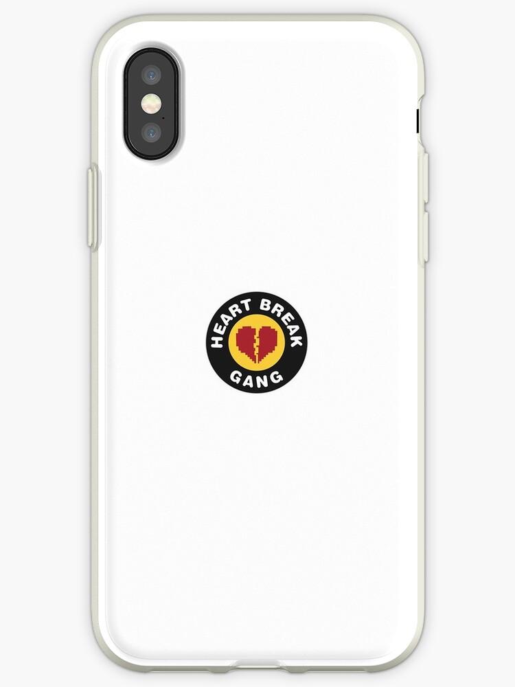 'HBK Gang ' iPhone Case by jonathanwong96