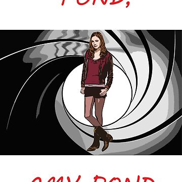 Pond, Amy Pond by DarkCrow