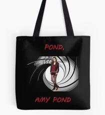 Pond, Amy Pond Tote Bag