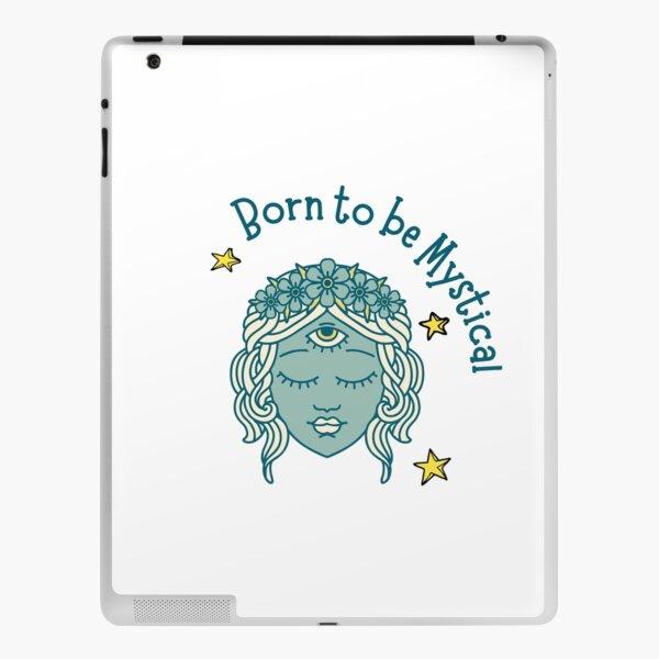 Born to Be Mystical iPad Skin