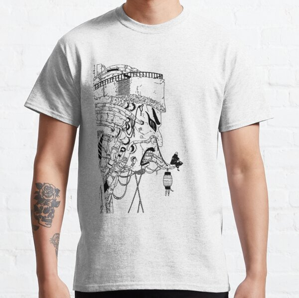 Japanese Mask House Classic T-Shirt