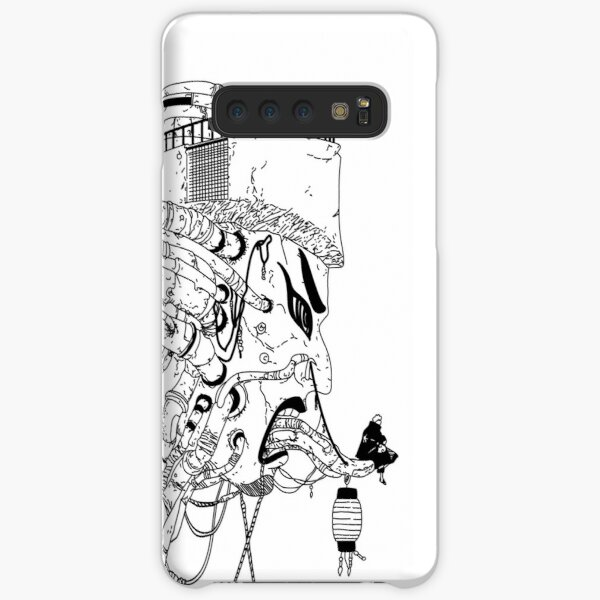 Japanese Mask House Samsung Galaxy Snap Case