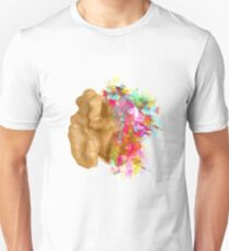 I create - The right side of the brain T-Shirt