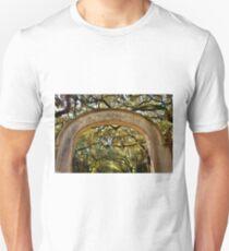 Wormsloe Plantation Isle Of Hope Georgia Unisex T-Shirt