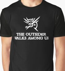Dishonored - The Outsider walks among us Graphic T-Shirt
