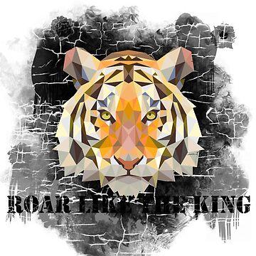 Roar like the king by KWarDC