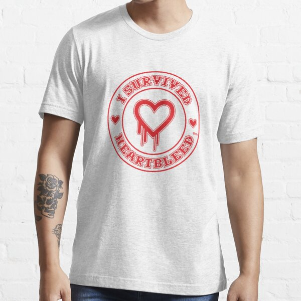 I Survived Heartbleed Essential T-Shirt