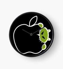 Android Bite Apple Clock