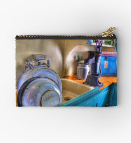 The Dishes Are Done Studio Pouch
