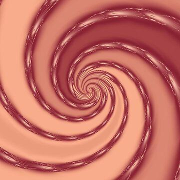 Raspberry Swirl by quartzmonzonite